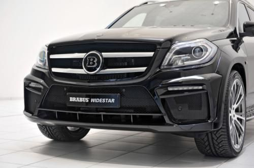 Mercedes-Benz GL63 #AMG by #Brabus #mbhess #mbcars #mbtuning