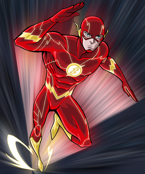 Pin On The Flash