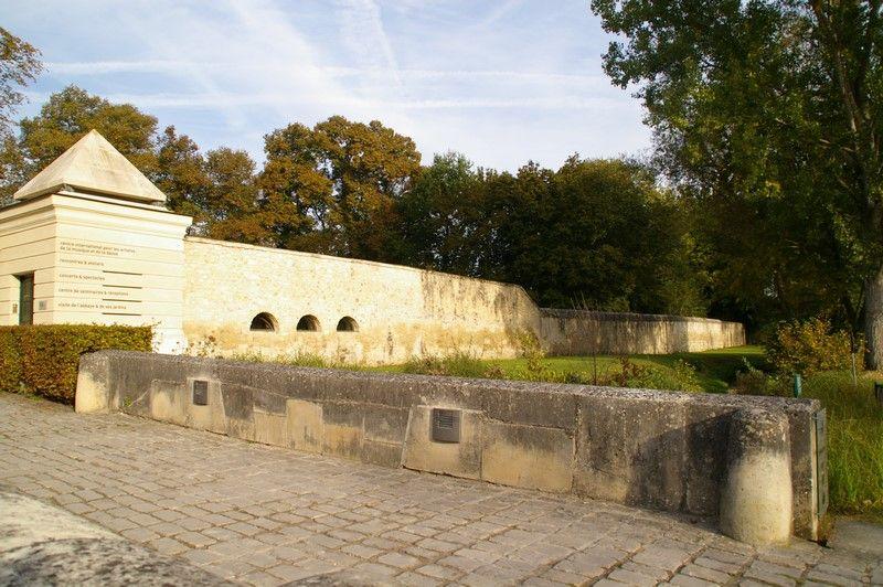L'abbaye de Royaumont (Val d'Oise) - Rando77