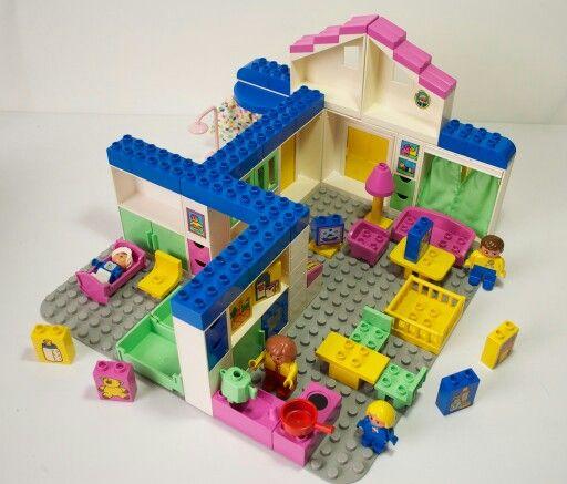Lego duplo haus lego lego duplo lego lego ideen - Lego duplo ideen ...