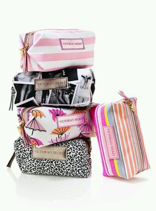 410dd2908 Victoria's Secret <3   bags   Pinterest   Cosmetiqueras, Mochilas y ...
