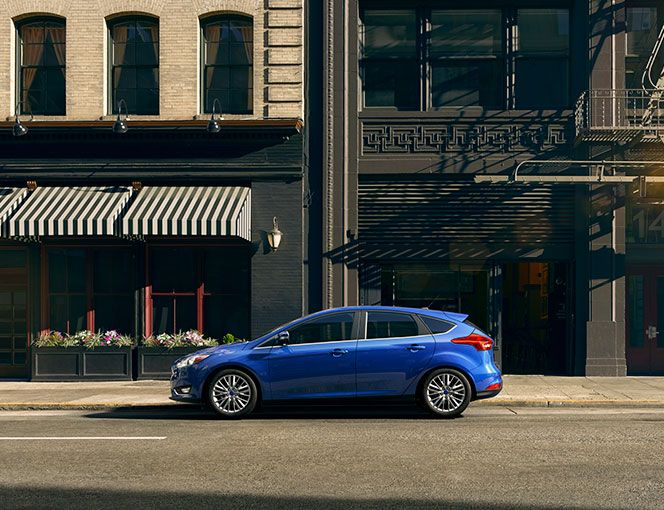 The 2015 Ford Focus | A THING OF BEAUTY. AND BRAINS. Visit http://www.fordgreenvalley.com/