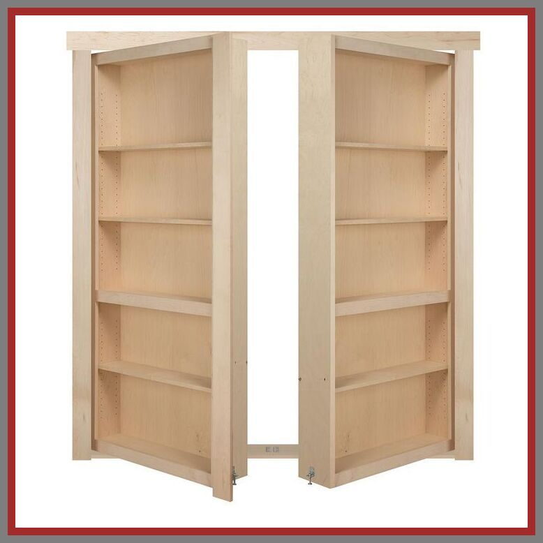 81 Reference Of Solid Wood Murphy Bed Kit In 2020 Bookcase Door