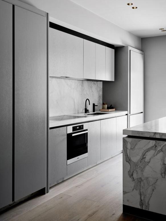 East Melbourne Residence | Flack Studio // | K i t c h e n ...