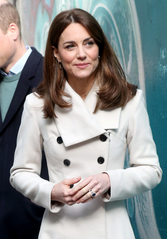 Kate Middleton Just Chopped Her Hair Shorter for Spring in