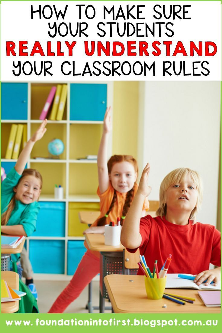How to make sure your students really understand your classroom rules Do your students really under