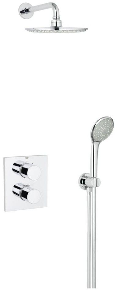Grohe Grohtherm 3000 Cosmopolitan Perfect Shower Set 34408