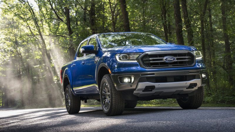 Ford Adds Off Road Friendly Breadcrumbs Tech To Ranger Ford Ranger Ford Ranger Truck 2020 Ford Ranger