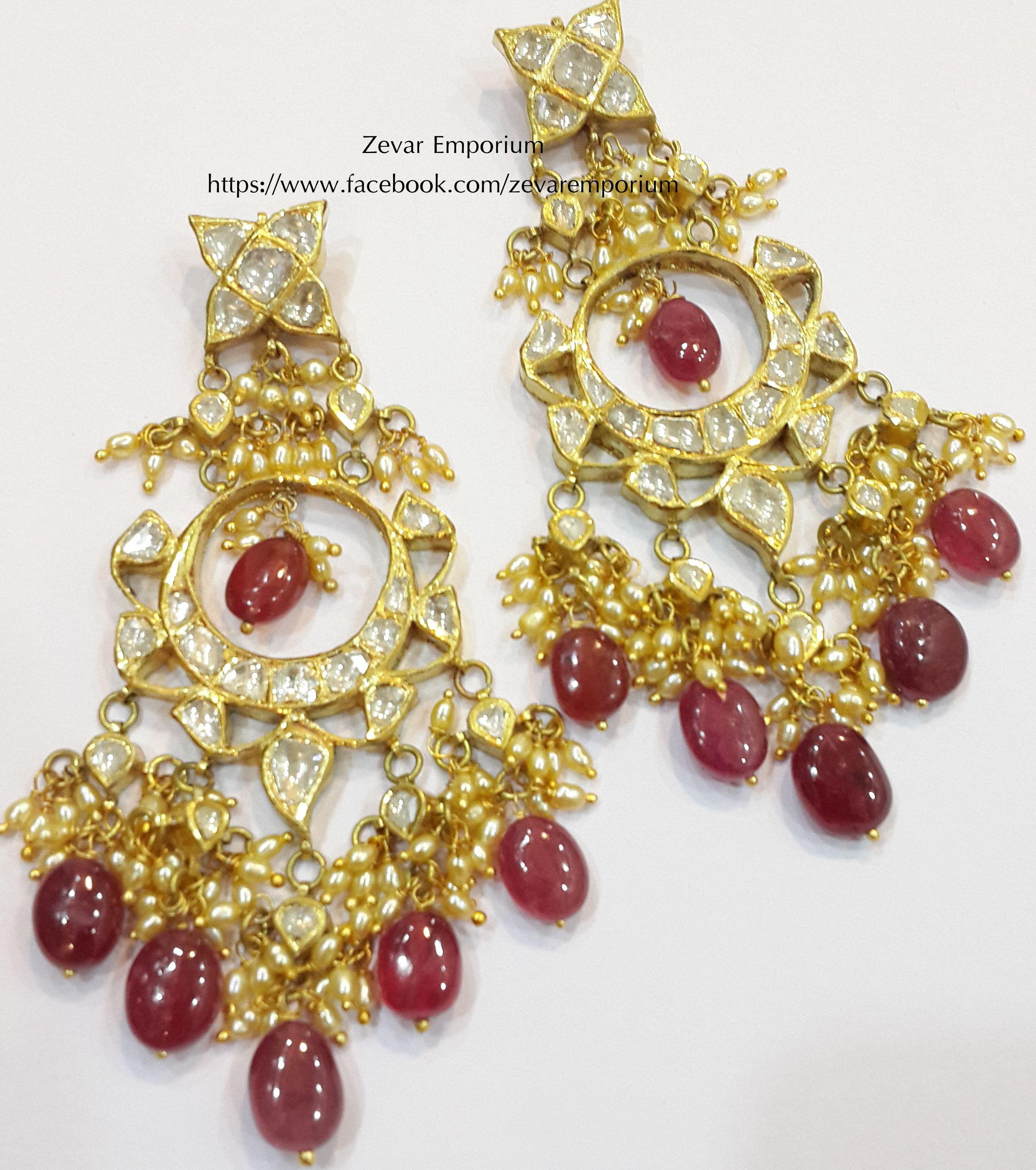 Hallmarked Gold Enamel Jewelry Jewellery