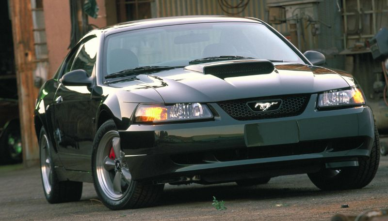 2001 Mustang Information Specifications Mustang Bullitt Ford Mustang Bullitt 2001 Ford Mustang