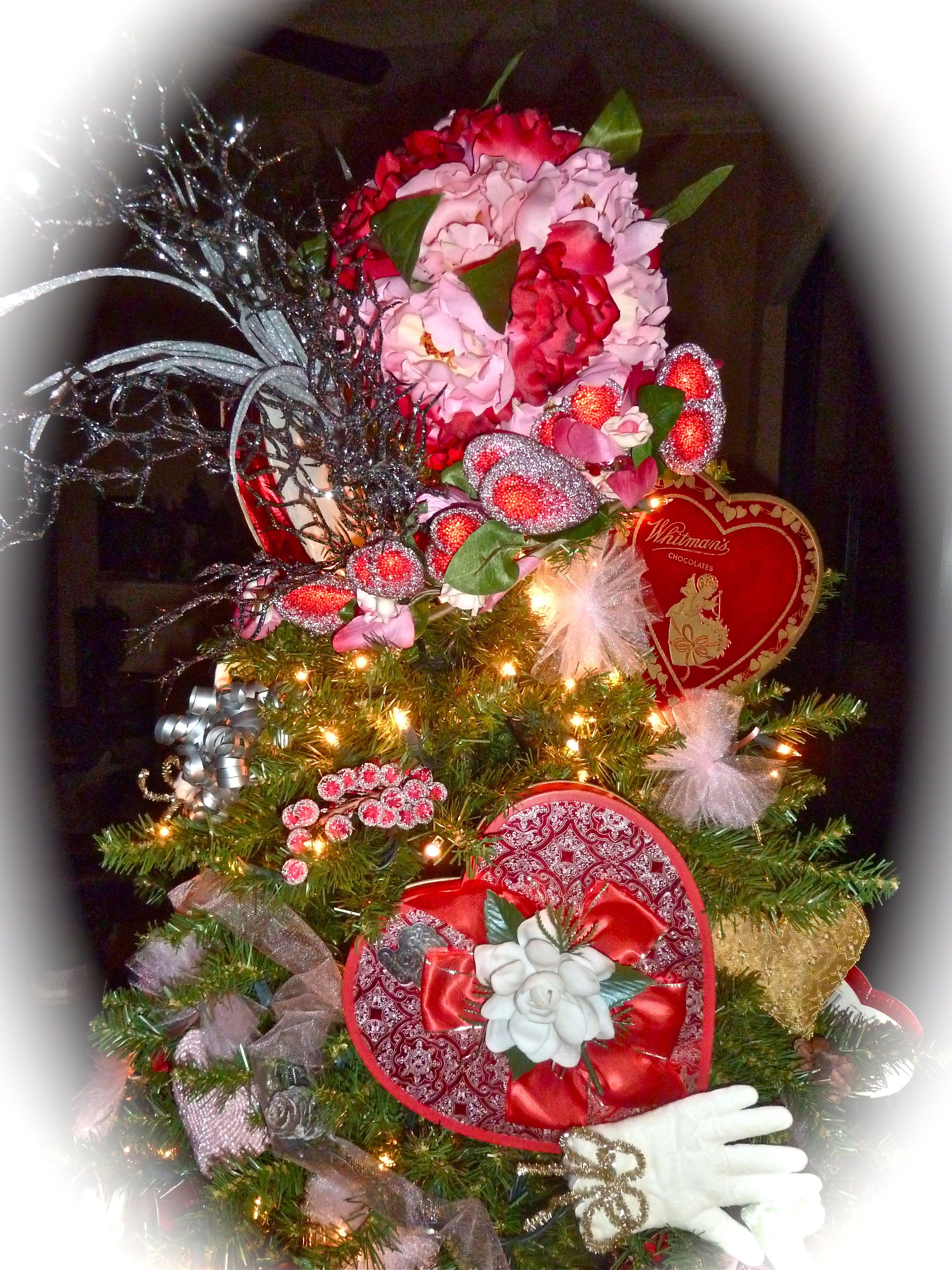 Heart Tree Topper