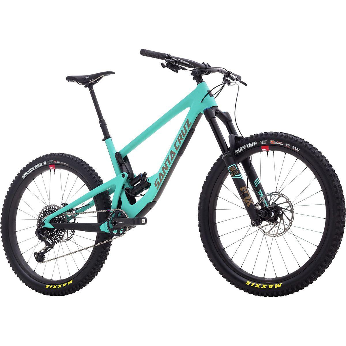 Santa Cruz Bicycles Bronson Carbon Cc 27 5 X01 Eagle Reserve