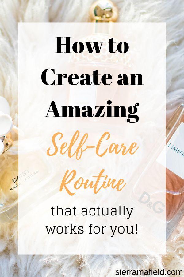 Wie man eine großartige Routine zur Selbstpflege macht   – Personal Development {Group}