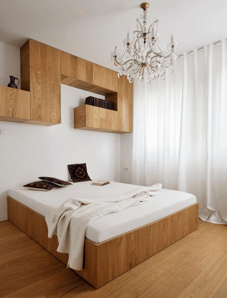 Schlafzimmer holz design | Schlafzimmer Design Ideen | Pinterest ...