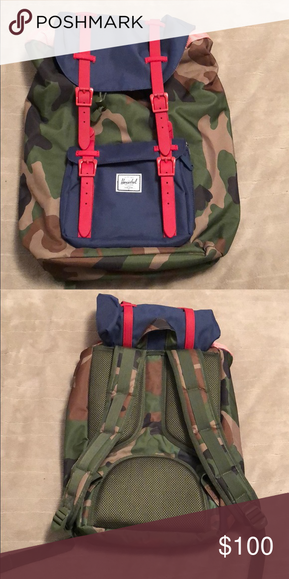 981bccee6 MID-VOLUME - DEFAULT   WOODLAND CAMO NAVY RED RUBBER   16