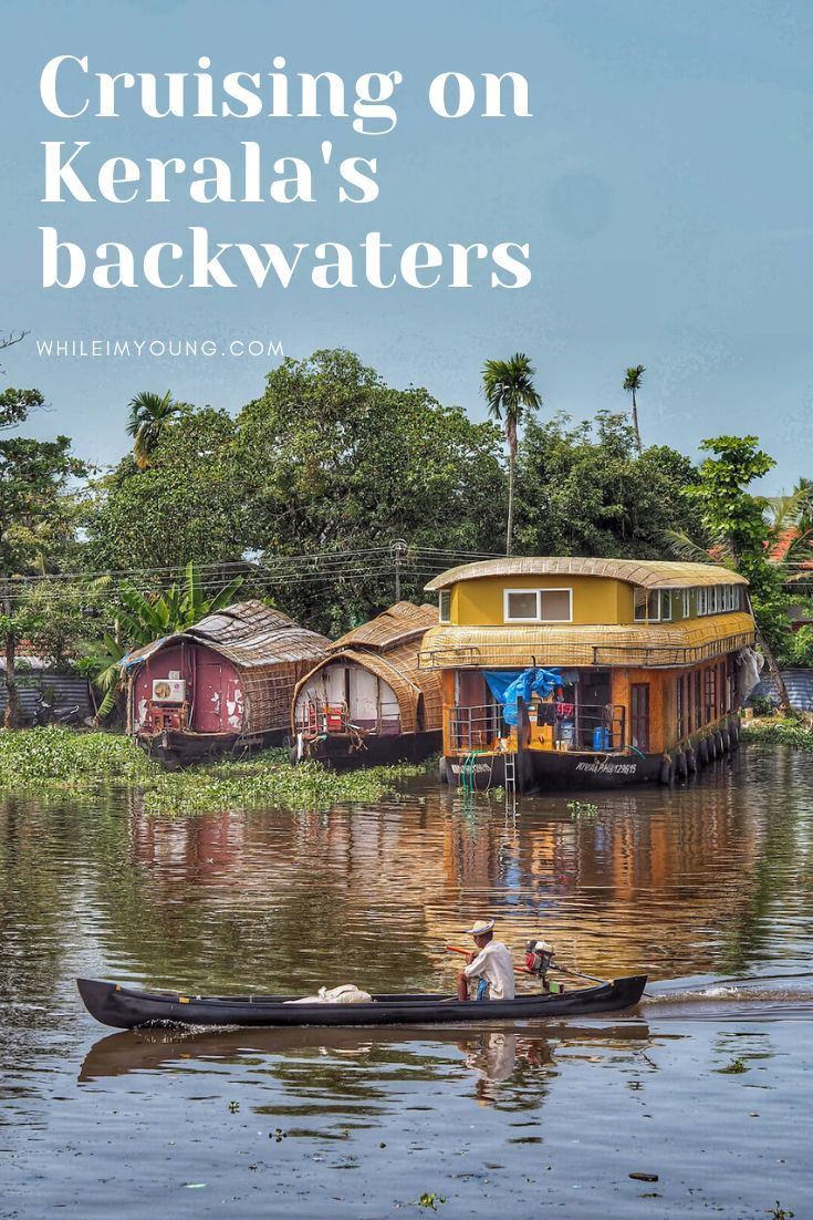 The most unique thing to do in Kerala! A cruise on Kerala's backwaters on one of these luxury authentic houseboats is the perfect honeymoon in Kerala, India.  #India #Kerala #Travel #Houseboats #Backwaters #Photography #Authentic #ThingstodoinKerala #Indiatravel #Keralatravel #Luxury #Cruise #Hotels #Tourism #Beauty #Boats #KeralaBackwaters