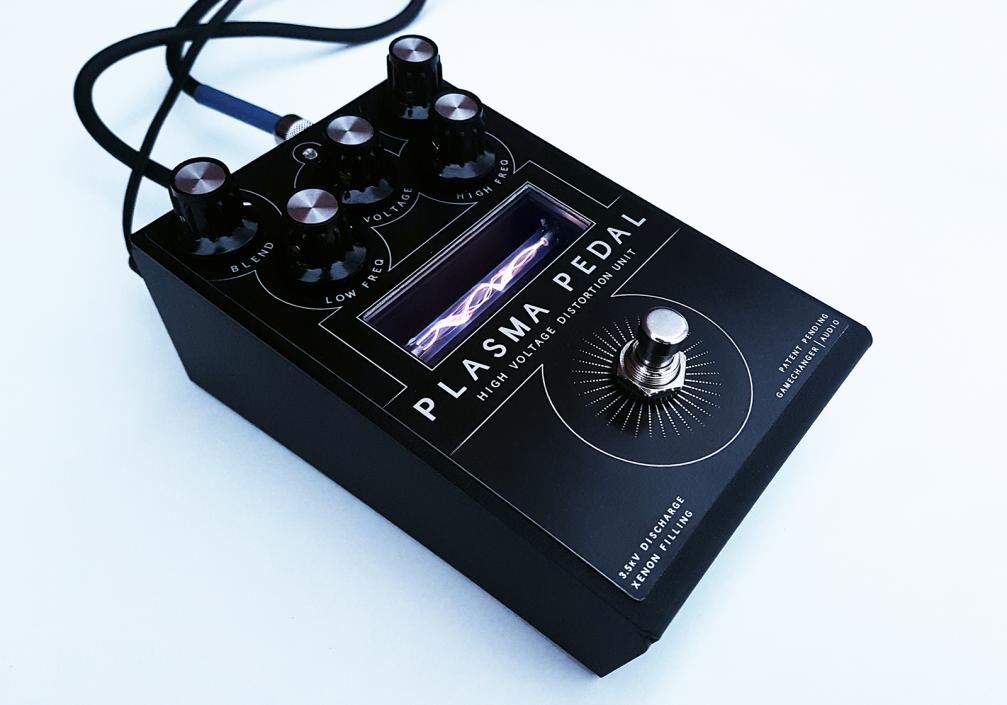 «Plasma Pedal» by «Gamechanger Audio» ← FOLD