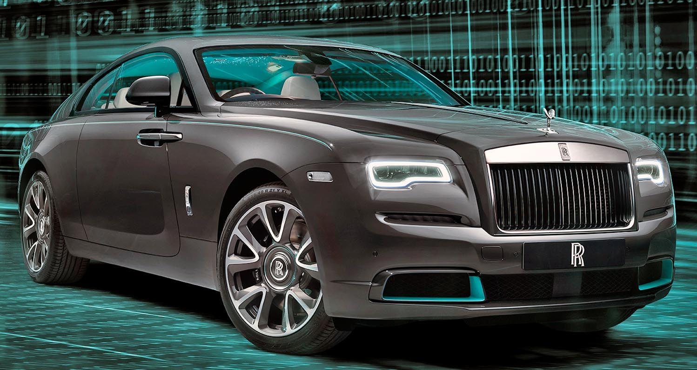 رولز رويس رايث كريبتوس متاهة فاخرة من الشيفرات المعقدة موقع ويلز New Rolls Royce Rolls Royce Wraith Rolls Royce