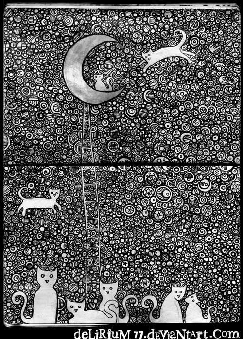 Cats of Uthar Cats cast, Art, Cats