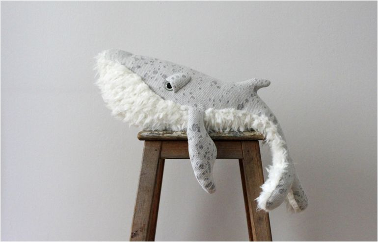 BigStuffed. Super soft (and ginormous!) plush toys by Dana Muskat // via: DesignBreak
