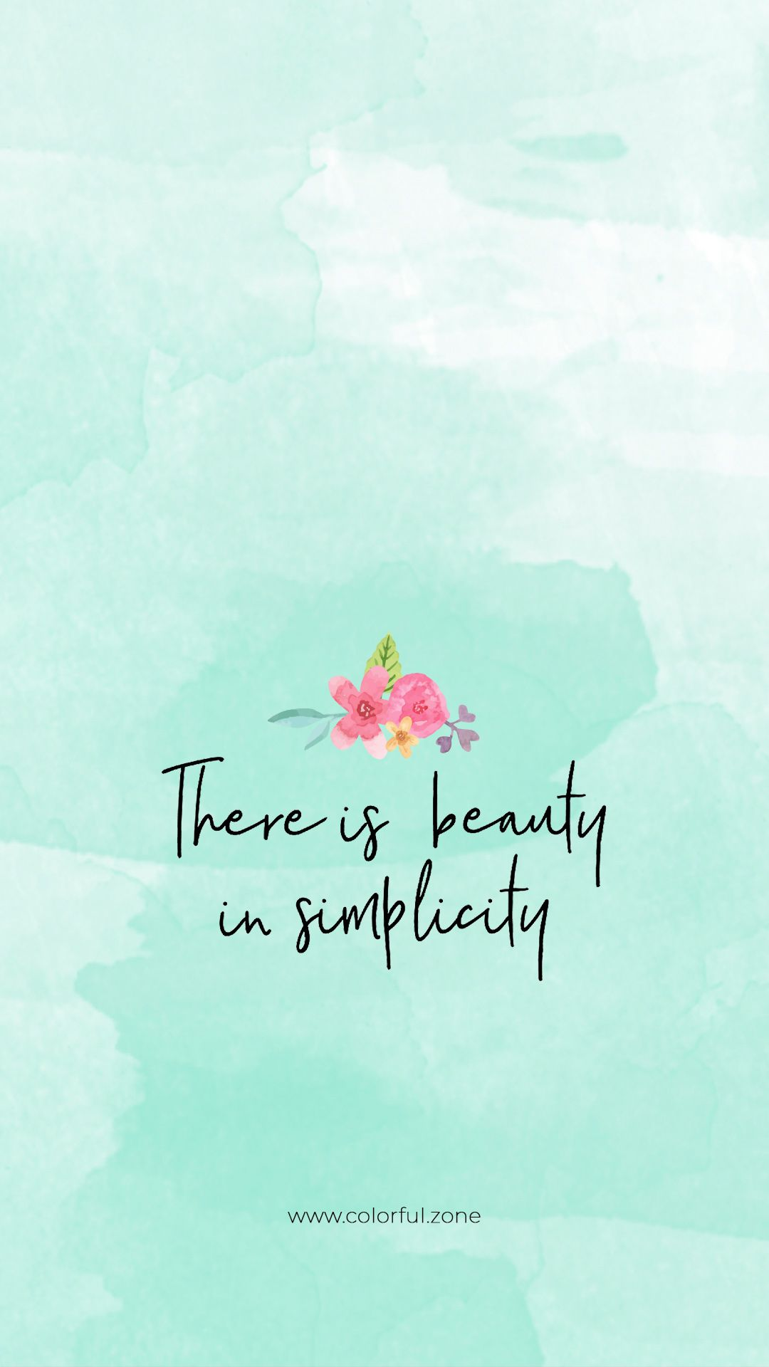 Free Colorful Smartphone Wallpaper - There is beau