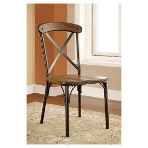 Awesome Wood Stool with Back