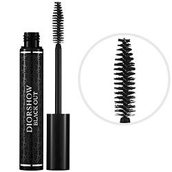 This mascara will rule everyone's face! Dior Blackout Mascara for the blackest, longest, most amazing lashes!  Review at thedailydoll.com #numberonemascara #bestmascaraever