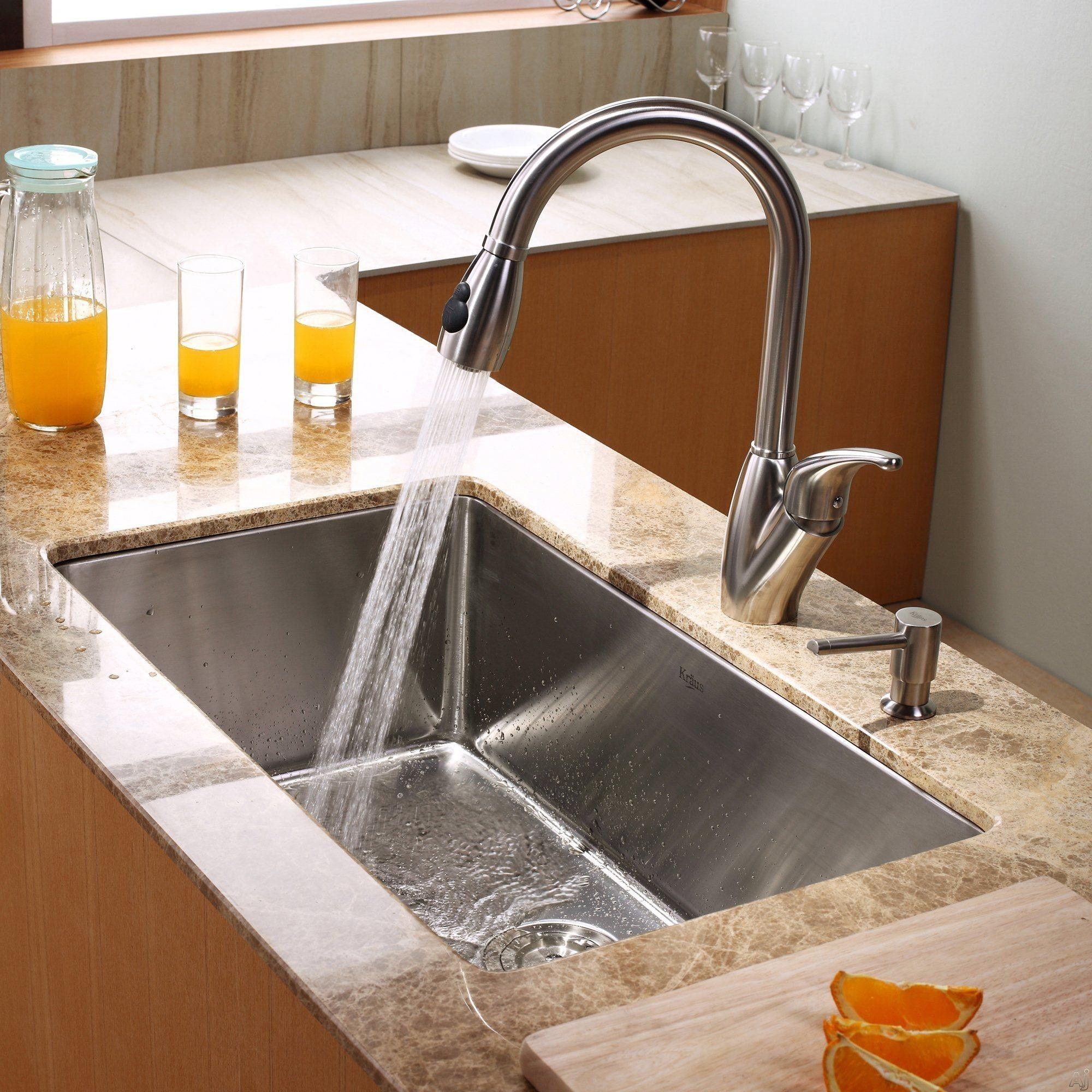 Stunning Undermount Sink Design Ideas for Interior Kitchen Decor