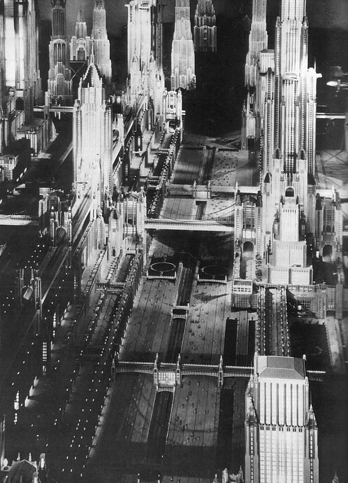 1930s Imagining Of 1980s New York In The Sci-fi Musical
