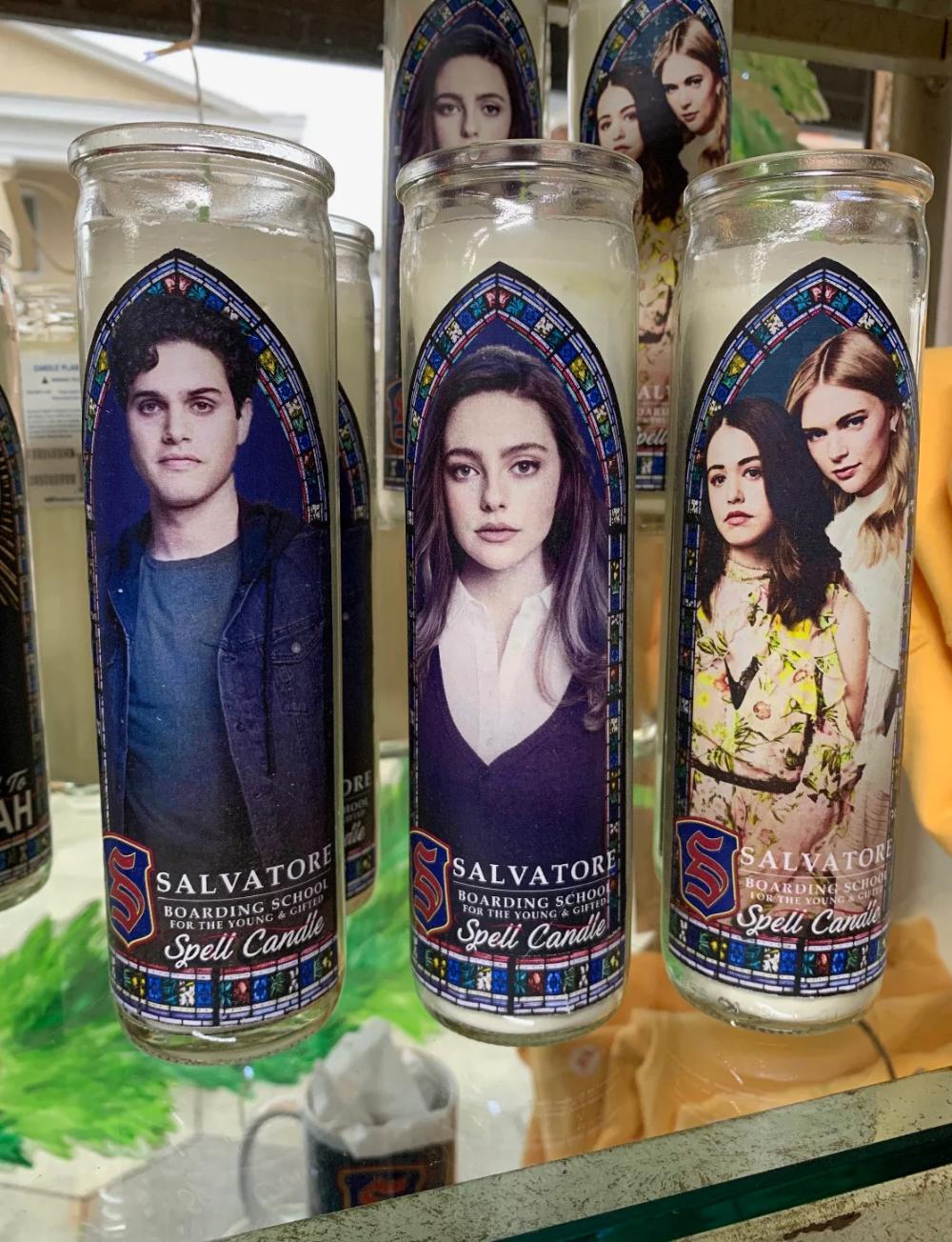 Candles Mystic Falls Tours Mystic Falls Candles Mystic