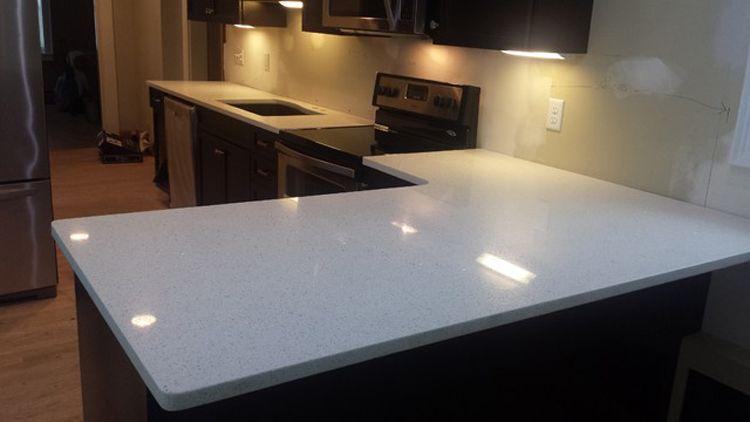 Excellent Quality China White Quartz Countertop   Buy White Quartz  Countertop,China White Quartz Countertop