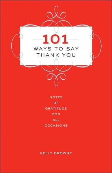 Nothing says good manners like an elegantly crafted thank-you note, whether on paper or by e-mail. This refreshed and reissued etiquette classicnow updated with new information for the digital ageprov