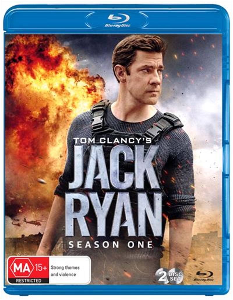 Tom Clancy S Jack Ryan Season 1 Tom Clancy Michael Kelly Clancy