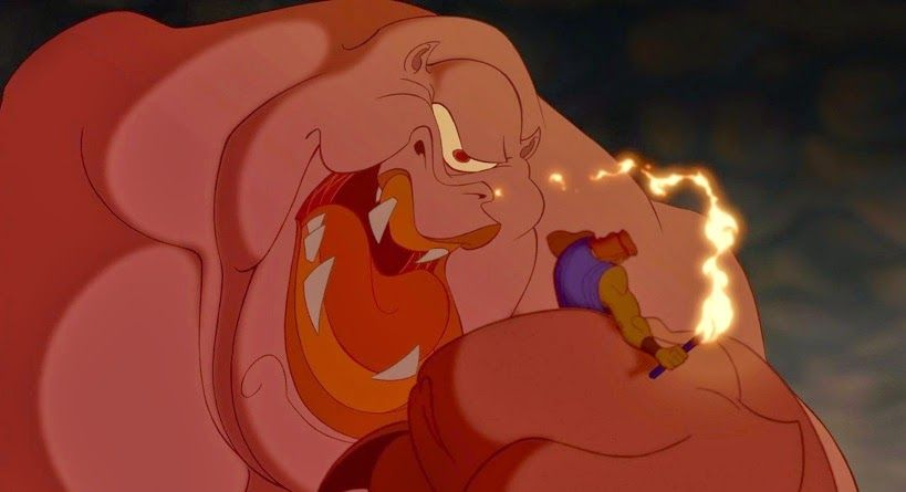 Year of the Villain: The Cyclops from Hercules # ...