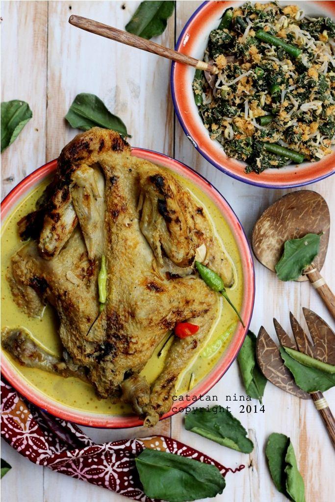 Catatan Nina Ayam Lodho Repost Masakan Resep Masakan Resep Ayam