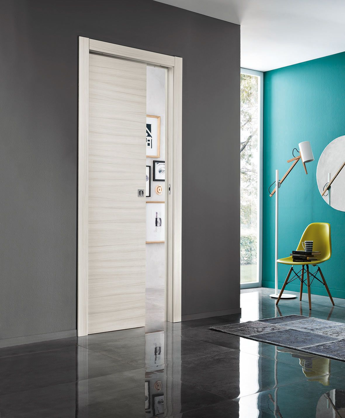 Porta Scrigno 60 Cm porte comfort e trésor by scrigno: eleganza, design e