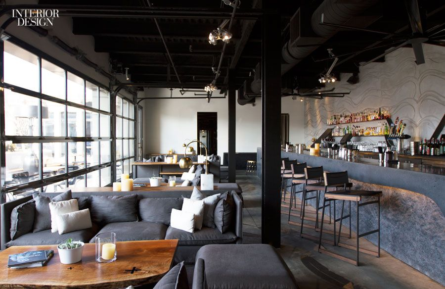 Interior Design 39 S Roundup Of Seven Rooftop Escapes Across The U S Includes Stratus In