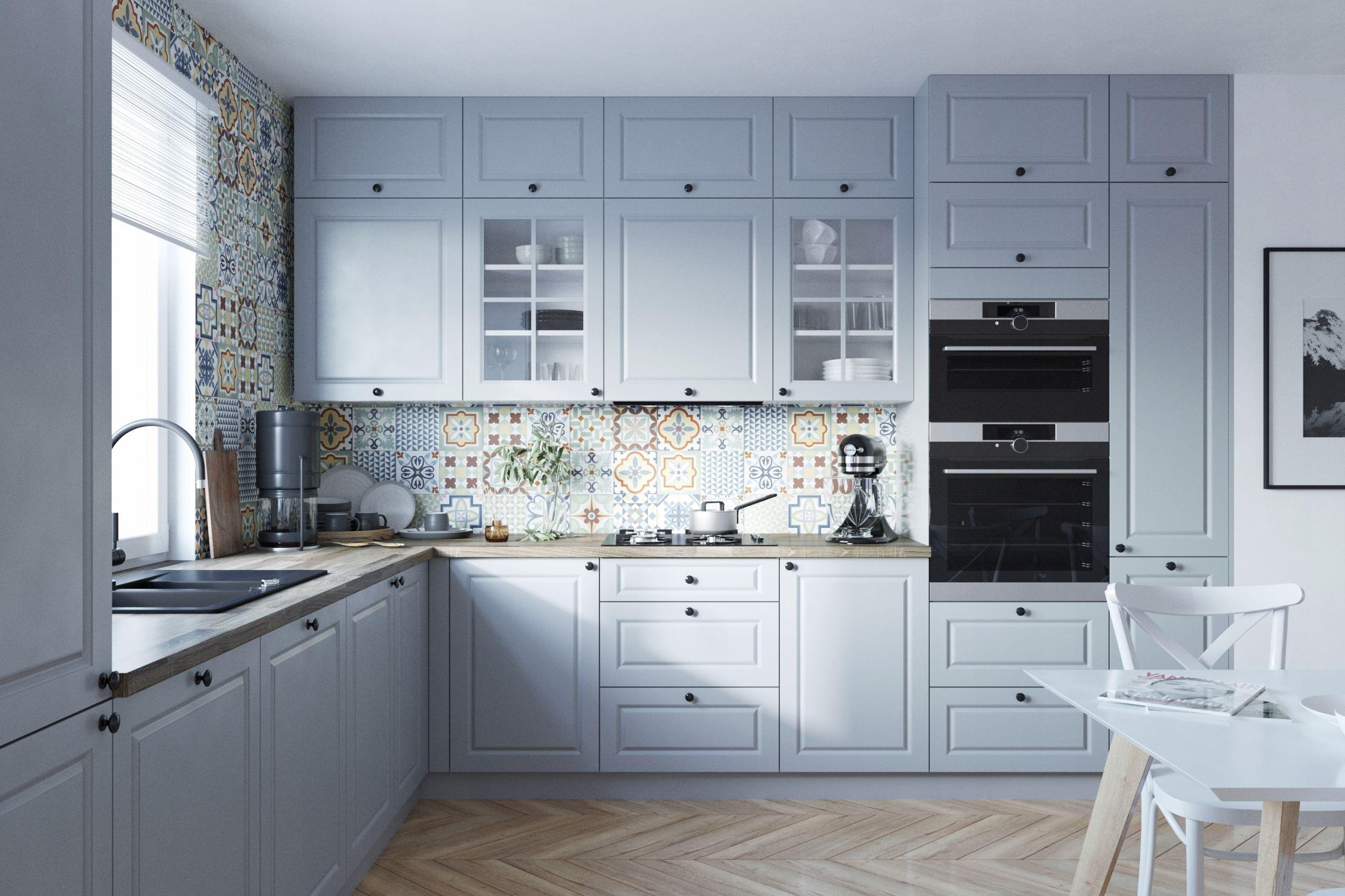 Meble Kuchenne Classic Szafki Mdf Kuchnia Lakier Home Home Decor Kitchen Cabinets
