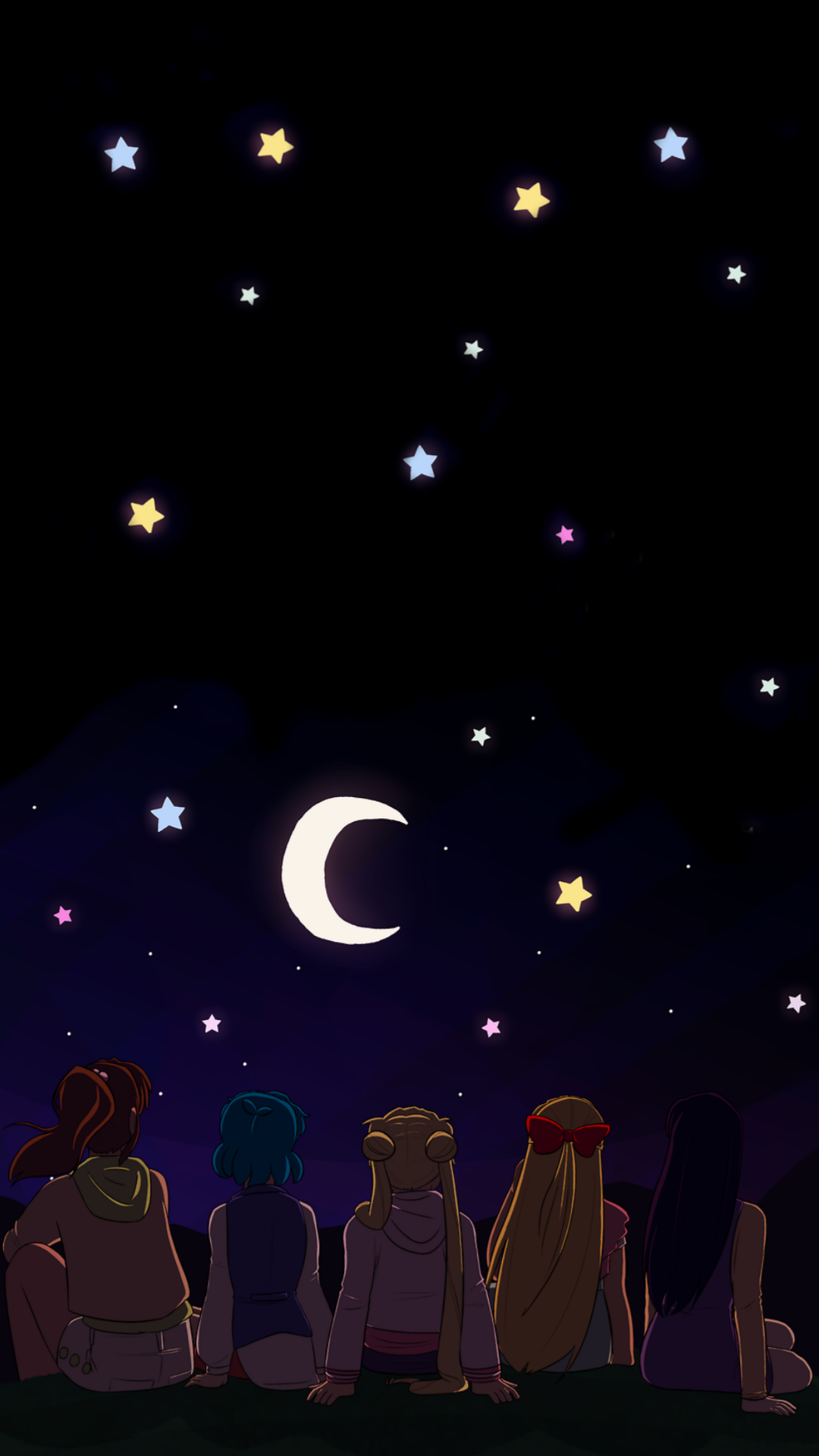 Pin On Sailor Moon Wallpaper