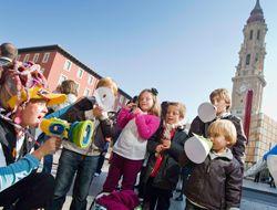 Fantástica iniciativa para conocer Zaragoza y vivir diferentes experiencias