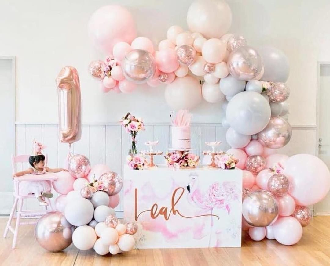 A Magical 1 Year Old Birthday Party Munamommy Kidsparty Inspiration Munaluchi Repost P Ballerina Birthday Parties Birthday Parties Ballerina Birthday