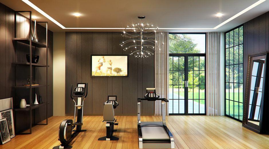 Gym Room At Home, Home Gym Decor