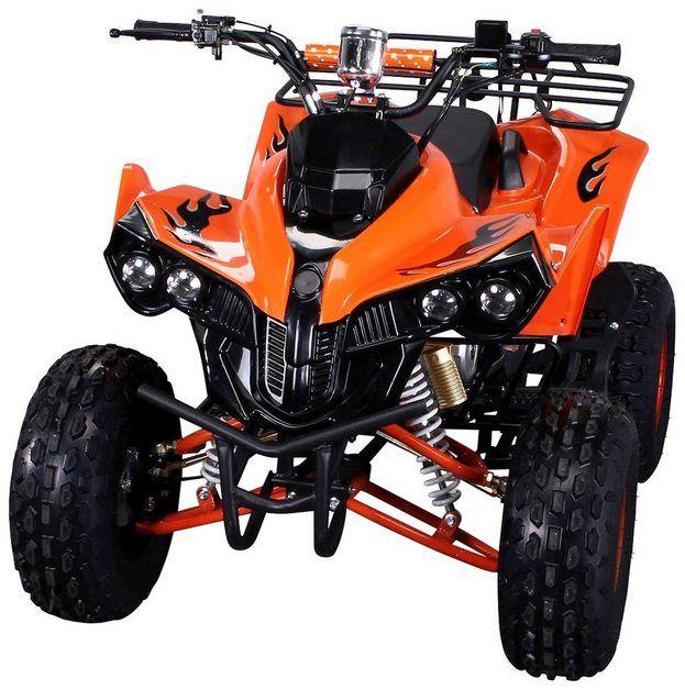 Actionbikes Motors Quad S 10 Fur Kinder Ab 10 Jahre 125 Cc Taschen Damen Damenmode Mode