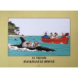 Hergé - Bédécouverte