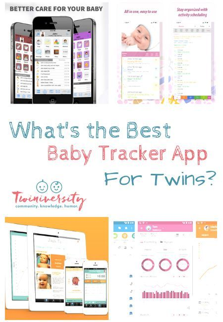 What's the Best Baby Tracker App for Twins? Twin babies