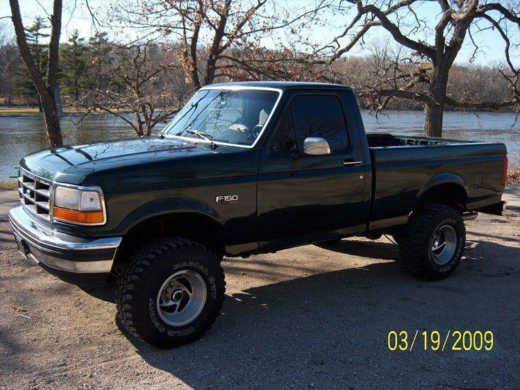 92 ford f150 pickup