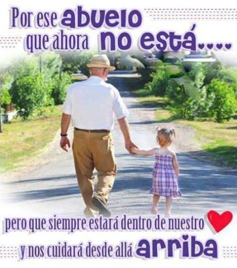 Abuelo Fallecido Frases Frases Missing Daddy Y Mom Dad