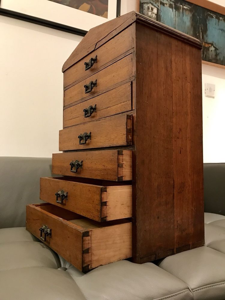 Beautiful High Cabinet with Drawers