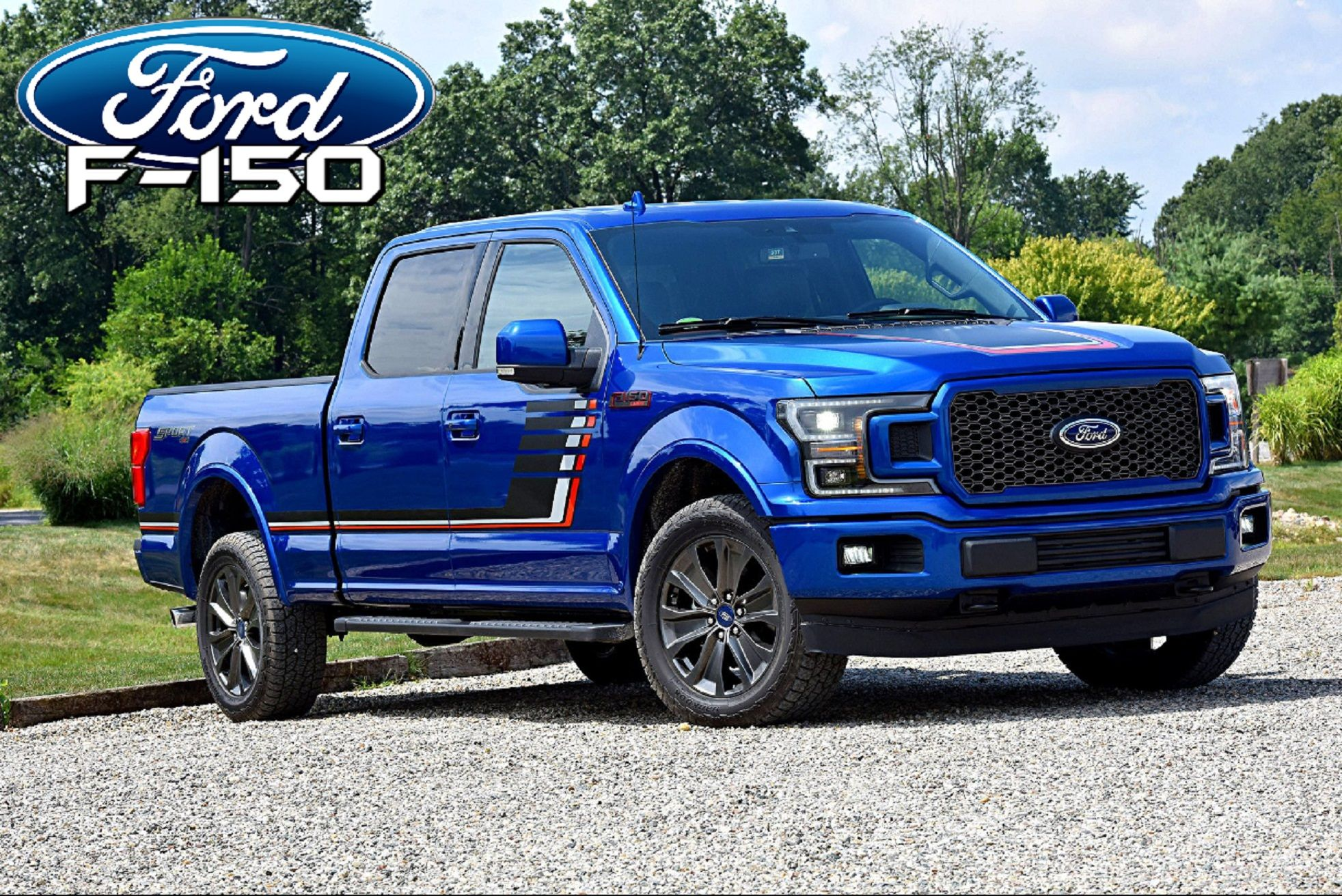 2018 Ford F 150 Starting At $27 705 £19 733