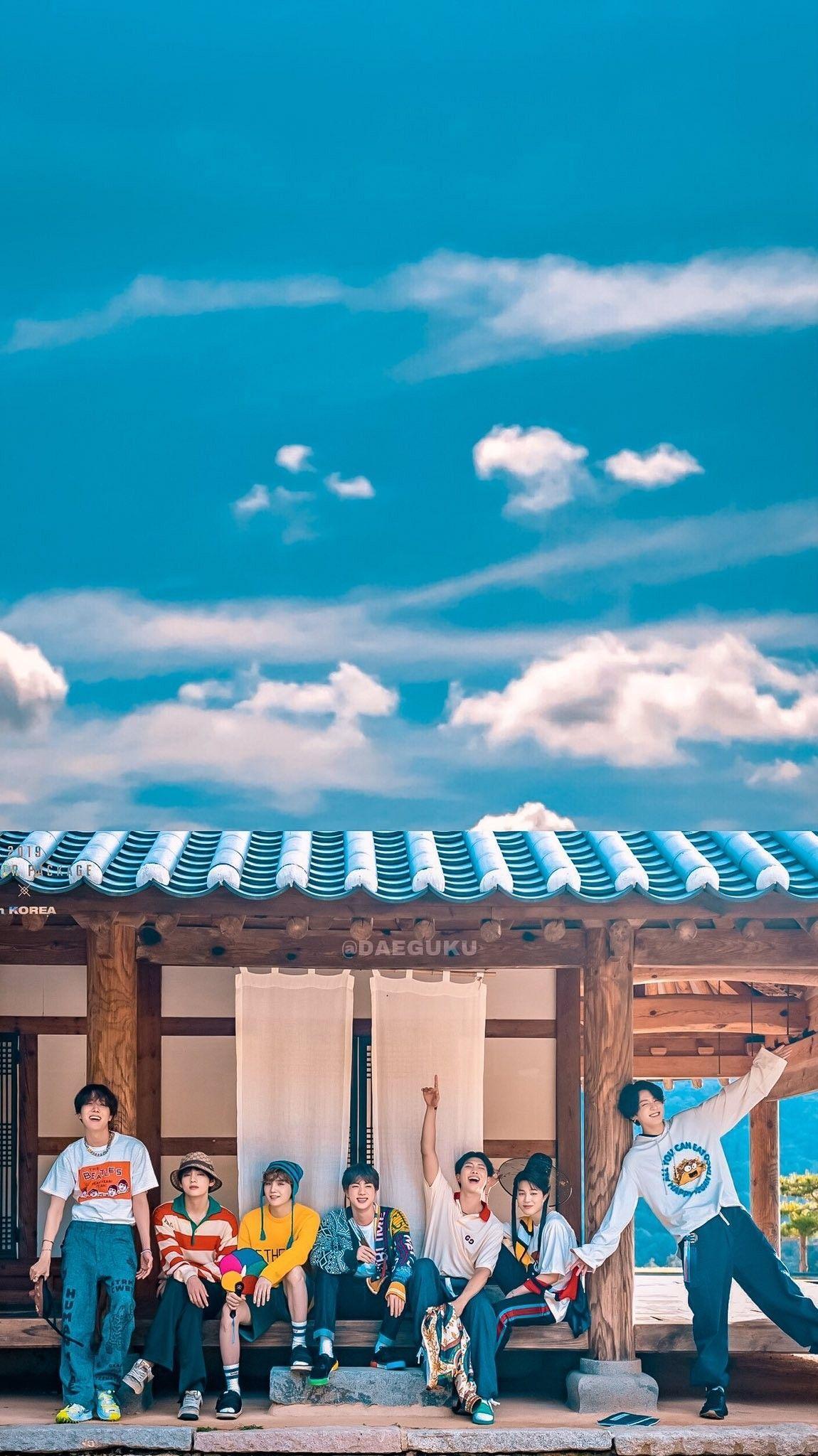 Bts Summer Package In Korea Btssummerpackage2019 Bts Summer Package In Korea Btssummerpackage2019 Bts Sum Wallpaper Bts Pemandangan Khayalan Gambar Fandom Bts summer package wallpaper lockscreen